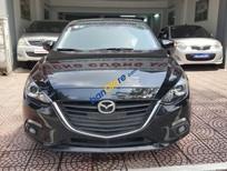 Bán Mazda 3 năm sản xuất 2015, màu đen, giá tốt