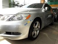 Cần bán lại xe Lexus GS 350 sản xuất năm 2007, màu bạc, nhập khẩu nguyên chiếc