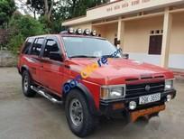 Cần bán lại xe Nissan Pathfinder đời 1992, màu đỏ