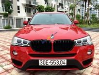 Cần bán lại xe BMW X3 Driver 20i 2016, màu đỏ, nhập khẩu nguyên chiếc như mới