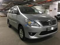 Cần bán lại xe Toyota Innova J đời 2011, màu bạc