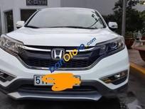 Bán xe Honda CR V 2.4 đời 2015, màu trắng