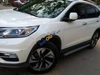 Chính chủ bán Honda CR V 2.4 đời 2015, màu trắng