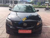 Cần bán Toyota Corolla S năm 2010, màu đen, nhập khẩu nguyên chiếc