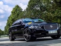 Bán Jaguar XJ 5.0 Super Sport 2015, màu đen, xe nhập