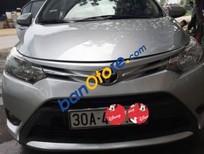 Cần bán lại xe Toyota Vios E đời 2014, màu bạc chính chủ