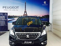Bán xe Peugeot 3008 New đời 2017, màu đen