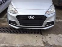 Cần bán xe Hyundai Grand i10 năm 2017, màu bạc, giá 360tr