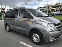 Cần bán lại xe Hyundai Starex năm 2009, màu bạc, xe nhập