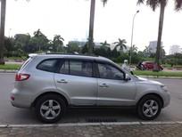 Cần bán gấp Hyundai Santa Fe màu bạc số tự động. lh chính chủ Thùy Hương 0914333987
