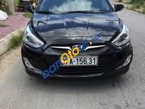 Cần bán Hyundai Accent Blue sản xuất 2014, màu đen, giá chỉ 450 triệu