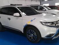 Bán Mitsubishi Outlander đời 2017, màu trắng, xe nhập, giá tốt nhất ở Kon Tum. Tư vấn 24/7, giao xe tận nơi