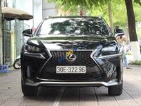 Bán Lexus NX 200T Fsport sản xuất 2015, màu đen, nhập khẩu