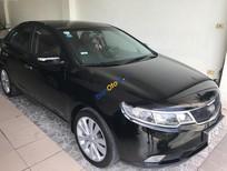 Bán Kia Forte SLI sản xuất 2009, màu đen, xe nhập
