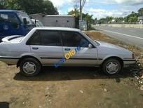 Xe Toyota Corolla sản xuất năm 1986, màu bạc