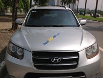 Cần bán lại xe Hyundai Santa Fe 2.2 năm sản xuất 2006, màu bạc, nhập khẩu nguyên chiếc, 475tr