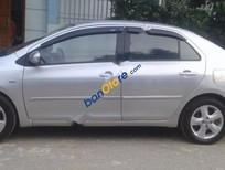 Bán ô tô Toyota Vios sản xuất 2008, màu bạc