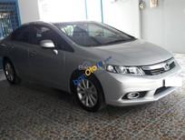 Cần bán gấp Honda Civic 2.0 năm 2014, màu bạc