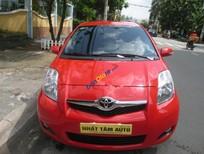 Cần bán Toyota Yaris 1.5 AT đời 2012, màu đỏ, nhập khẩu nguyên chiếc số tự động