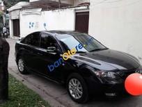 Cần bán gấp Mazda 3 đời 2009, màu đen, vận hành an toàn