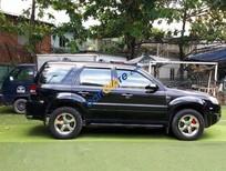 Bán Ford Escape XLS năm sản xuất 2009, màu đen