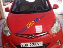 Bán Hyundai Eon đời 2012, màu đỏ, số sàn, máy êm, lốp đẹp