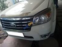 Cần bán xe Ford Everest MT năm sản xuất 2009, màu trắng, 465tr