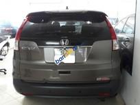 Bán Honda CR V 2.4AT đời 2013, màu xám số tự động, giá chỉ 860 triệu