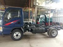 Xe tải Jac 2.5 tấn vào thành phố giờ cấm - giá xe tải jac đầu vuông máy Isuzu chính hãng