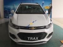 Bán ô tô Chevrolet Trax năm 2017, màu trắng, nhập khẩu, 679 triệu
