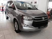 Toyota Tân Cảng- Bán xe Innova 2.0G AT số tự động 2018,Tặng full phụ kiện kinh doanh,bảo hiểm,vay 90%- 0941000600