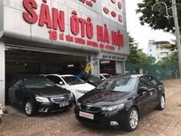 Bán xe Kia Forte 1.6AT đời 2012, màu đen số tự động, giá 455tr