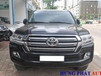 Bán ô tô Toyota Land Cruiser 4.6 2016, màu đen, nhập khẩu chính hãng