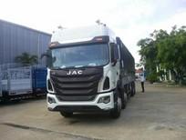 Bán xe tải Jac 4 chân K5 nhập nguyên chiếc, hỗ trợ trả góp cao