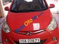 Bán xe Hyundai Eon sản xuất 2012, màu đỏ đã đi 10000 km