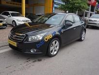 Cần bán lại xe Daewoo Lacetti CDX đời 2011, màu đen
