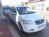 Bán Daewoo Gentra đời 2009, màu trắng xe gia đình