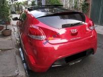 Bán Hyundai Veloster 1.6AT năm 2011, màu đỏ, nhập khẩu số tự động, 495 triệu