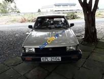 Cần bán gấp Toyota Corolla sản xuất năm 1984, màu bạc, giá 38tr
