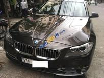 Bán ô tô BMW 5 Series 528i đời 2015, màu đen, xe nhập