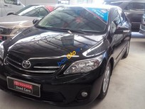 Bán Toyota Corolla Altis 1.8MT đời 2011, màu đen, giá tốt