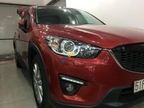 Bán Mazda CX 5 sản xuất 2014, màu đỏ như mới giá cạnh tranh