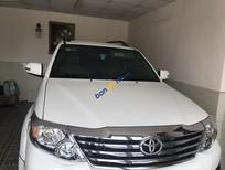 Bán Toyota Fortuner Sportivo sản xuất 2015, màu trắng ít sử dụng giá cạnh tranh