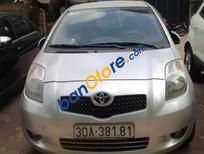 Bán Toyota Yaris Verso đời 2007, màu bạc, xe chưa va quệt, biển số đẹp