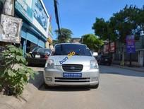 Cần bán gấp Kia Morning LX 1.0AT đời 2006, màu bạc, nhập khẩu Hàn Quốc, xe tư nhân chính chủ đi từ đầu