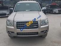Cần bán lại xe Ford Everest sản xuất năm 2009, nhập khẩu nguyên chiếc