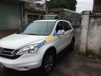 Cần bán xe Honda CR V sản xuất năm 2010, màu trắng