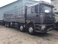 Bán ô tô xe tải Shacman năm 2015, màu xám, nhập khẩu