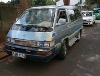 Cần bán xe Toyota Van đời 1990, xe nhập, nội thất sạch sẽ, máy móc ổn