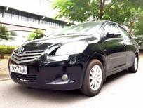 Chị Oanh bán xe Toyota Vios E đời 2010, màu đen, biển Hà Nội, giá 292tr